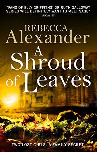 A Shroud of Leaves (Sage Westfield, Bk.2)