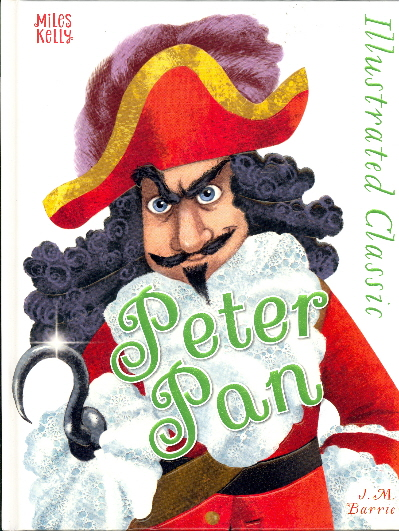 Peter Pan (Illustrated Classic)