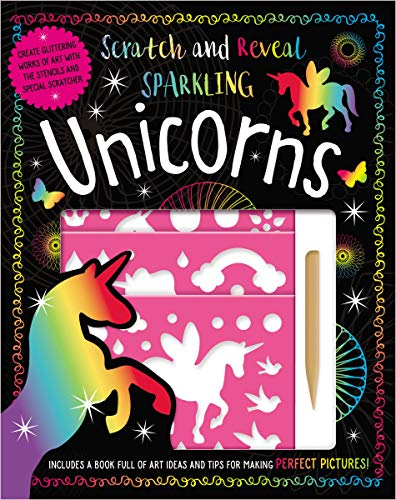 Sparkling Unicorns (Scratch and Reveal)