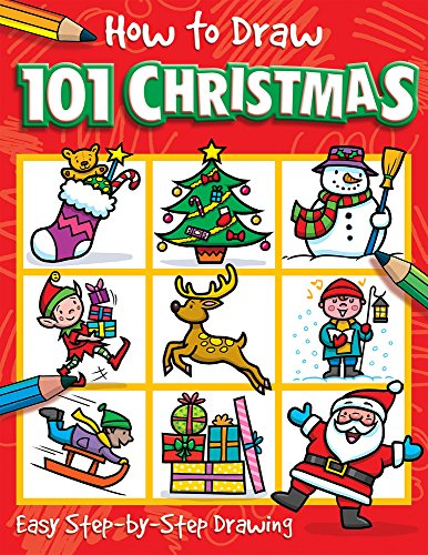 How to Draw 101 Christmas (How to Draw)
