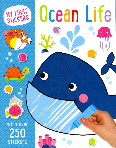 Ocean Life (My First Stickers)