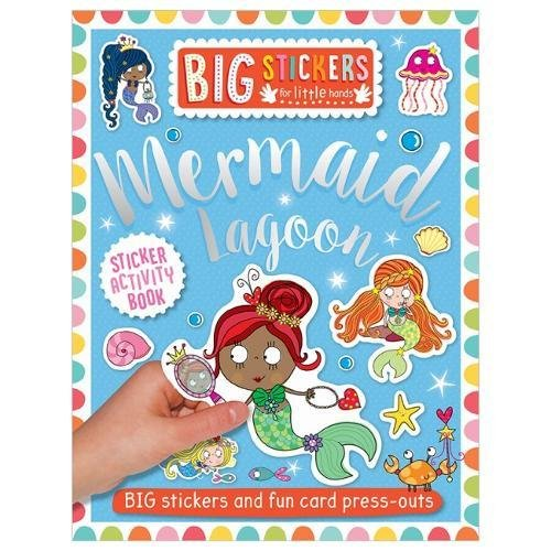 Mermaid Lagoon (Big Stickers for Little Hands)