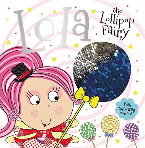 Lola the Lillipop Fairy