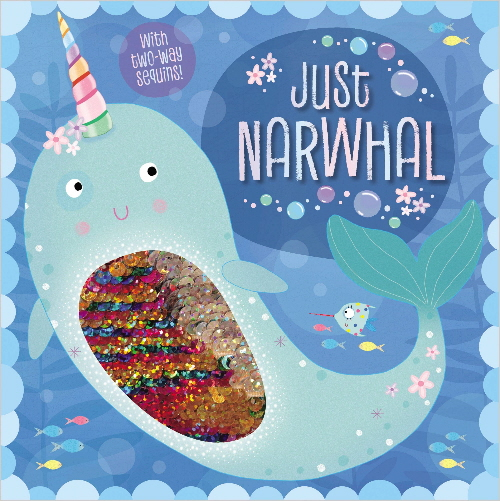Just Narwhal (Two-Way Sequins!)