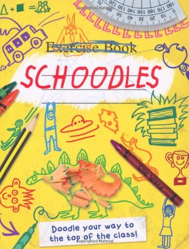 Schoodles: Doodle Your Way to the Top of the Class! (Puzzles)