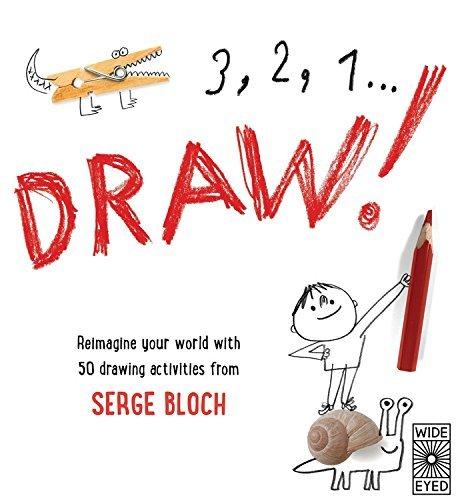 3, 2, 1, Draw! (Paperback)