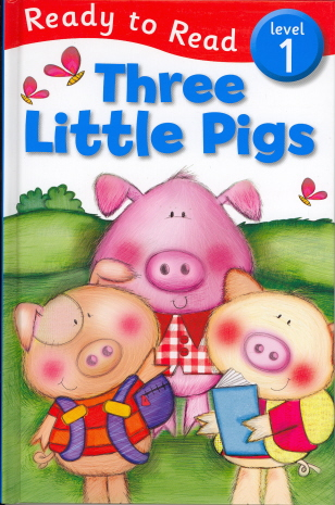 Three Little Pigs (Ready To Read, Level 1)