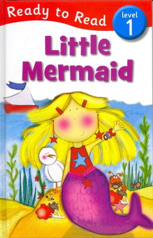 Little Mermaid (Ready To Read, Level 1)