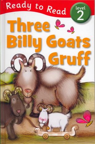 Three Billy Goats Gruff (Ready To Read, Level 2)
