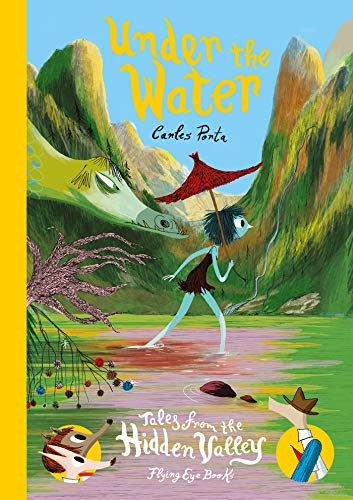 Under the Water (Tales from the Hidden Valley, Bk. 4)