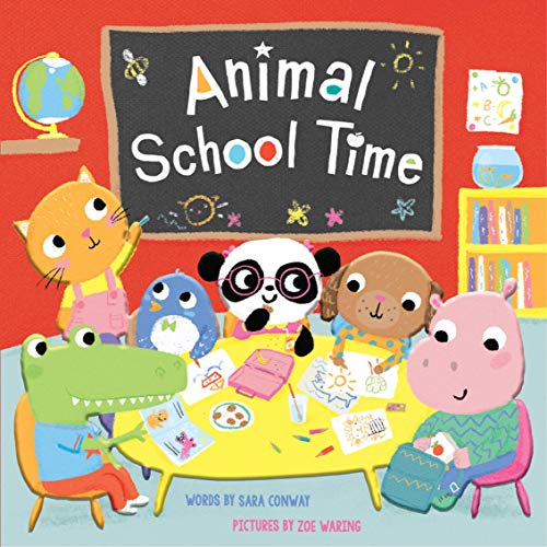 Animal School Time