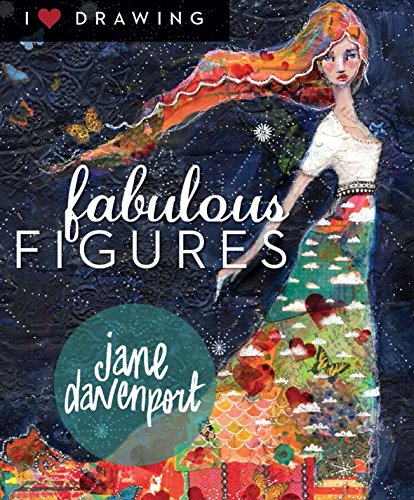 Fabulous Figures (I Heart Drawing) (Softcover)