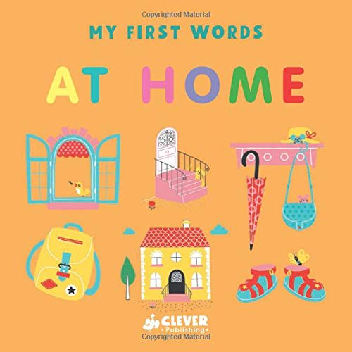 At Home (My First Words) (Paperback)