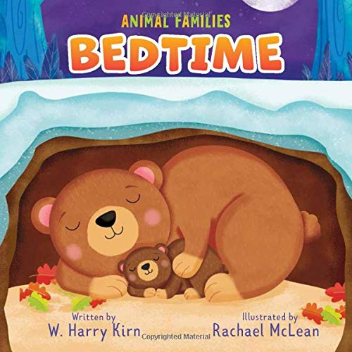 Bedtime (Animal Families)