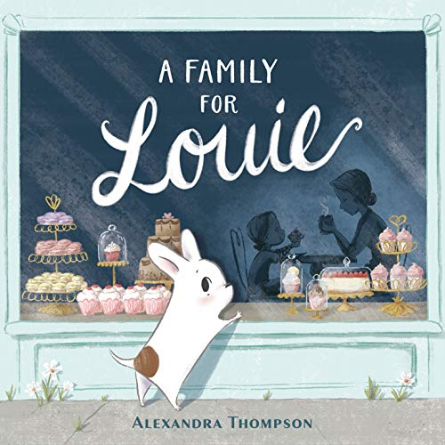 A Family for Louie (Hardcover)