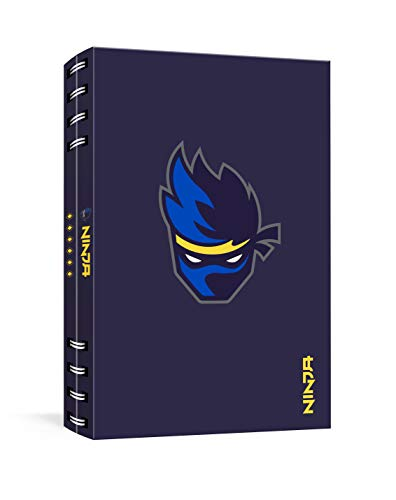 Ninja Notebook: Notebook with Stickers and Tips to Improve Your E-Game