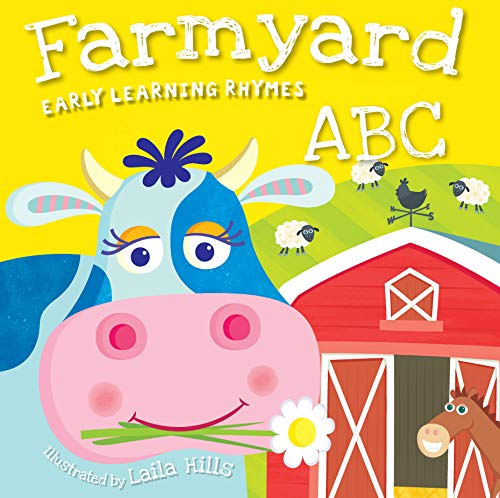 Farmyard ABC (Early Learning Rhymes)
