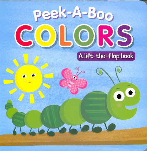 Peek-A-Boo Colors