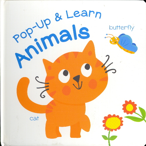 Animals (Pop-Up & Learn)